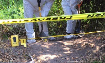 Se localizan fosas clandestinas en Tecomán; se recuperaron cuatro cuerpos sin vida