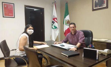 José Manuel Romero y Betzaida Pinzón inician los trabajos preparatorios del PRI, rumbo a los comicios del 2021