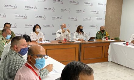 Gobiernos Municipal y Estatal trabajan contra el Covid-19 en Manzanillo