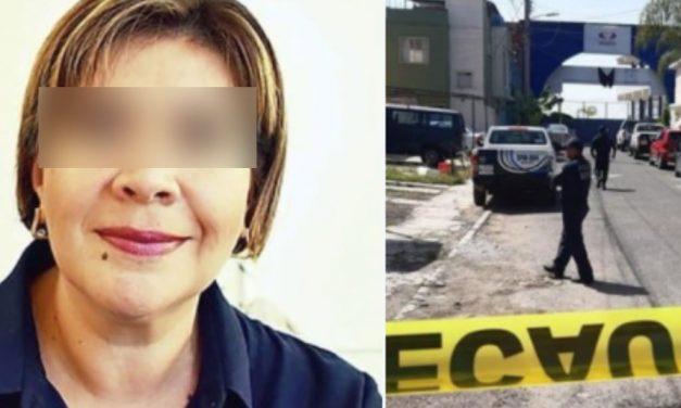 Asesinan a rectora de la Universidad de Valladolid en Veracruz, en las propias instalaciones de la casa de estudios