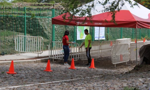 dESDE ESTE JUEVES FUE CERRADO EL acceso al Parque La Campana ante semáforo en rojo por pandemia