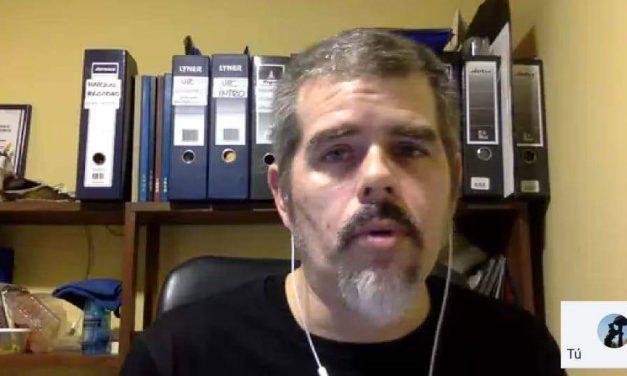 Pandemia está renovando la forma de hacer periodismo: Martín Higueras