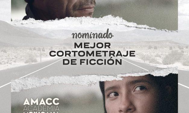 Cortometraje de colimenses, nominado a los premios Ariel 2020