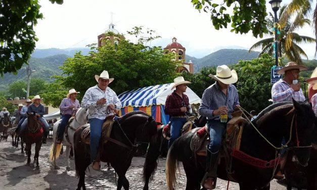 Sin importarles el Coronavirus, celebraron en Zacualpan, la entrada de la música