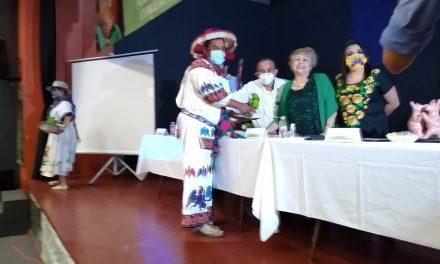 Con éxito se realizó la reunión nacional de gobernadores indígenas en Colima