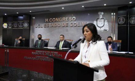 Isabel Martínez Flores, Abandona a la bancada de MORENA en el Congreso local