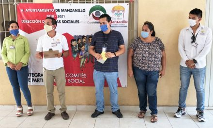 Invertirá Ayuntamiento de Manzanillo más de 3 millones de pesos en la pavimentación de la calle Francisco Villa en Las Joyas