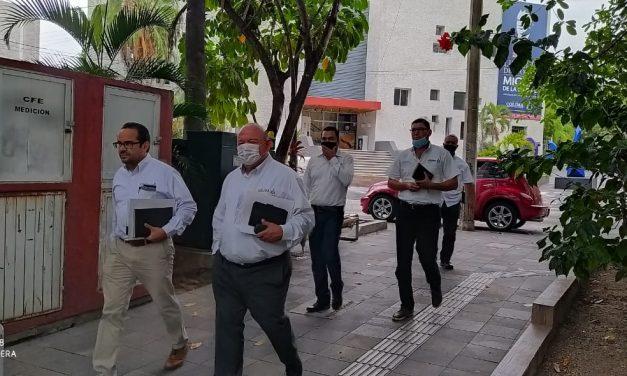 Están compareciendo en reunión privada los titulares de la Secretaría General de Gobierno y la SSP, con diputados