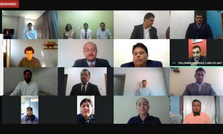 Se titulan doce ingenieros en ceremonia virtual