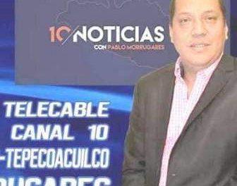 ASESINAN AL PERIODISTA PABLO MORRUGARES PARRAGUIRRE EN IGUALA, GUERRERO