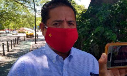 El diputado Farías se pronuncia por realizar campañas de concientización del uso de cubrebocas, en lugar de sancionar