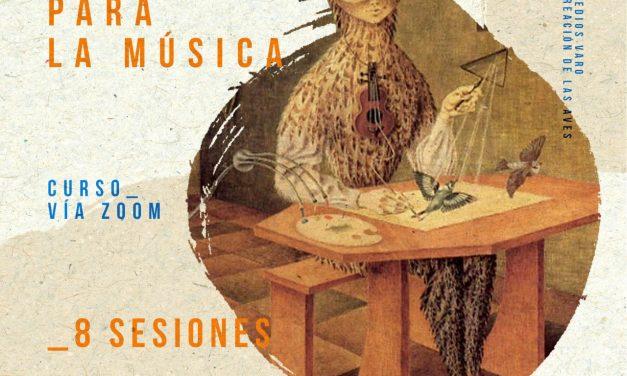 Darán curso virtual sobre los Caminos para la música