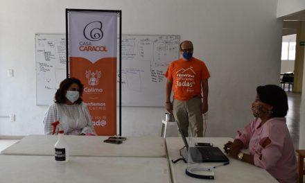 Pacientes atendidos a través de CaraCol, con un avance del 50 %: Presidenta DIF Municipal Colima
