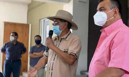 Ciudadanos de Azaleas Visitan a Felipe Cruz para Agradecer y Plantear Nuevas Demandas