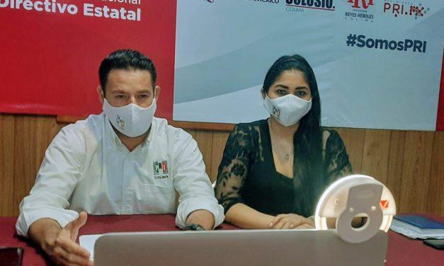 Presenta PRI cuatro  acciones para impulsar a los emprendedores mexicanos