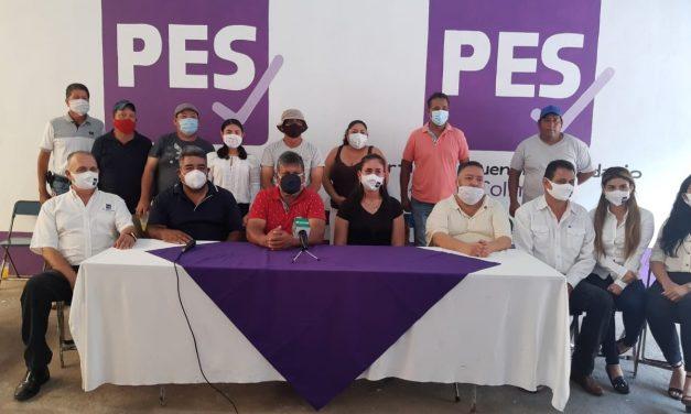 El Partido Encuentro Social fue presentado en Coquimatlán