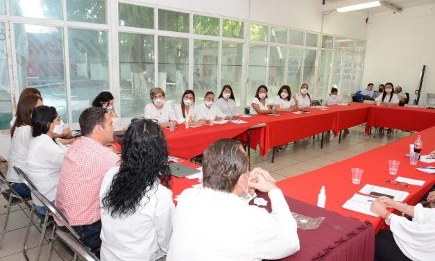 El PRI cuenta con mujeres preparadas para encabezar cualquier candidatura en el estado: Romero Coello