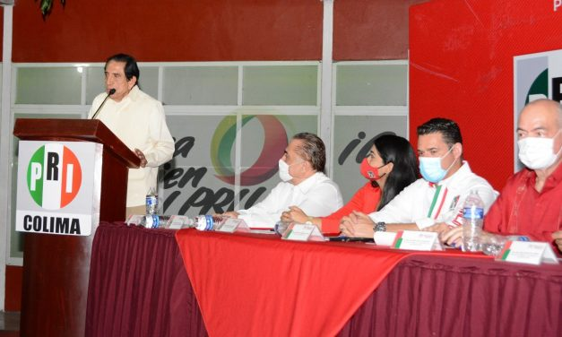 PRI presenta a Carlos Rivera Aceves como Secretario Regional del CEN del PRI; sustituye a FMP