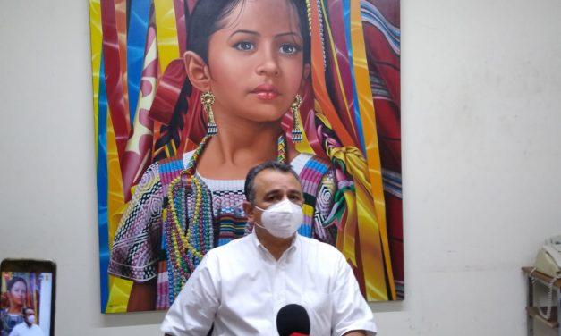 Se reunió Felipe Cruz con diputados para aclarar dudas sobre la solicitud de modificar la Ley de Ingresos