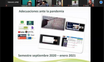 Pese a pobre conectividad y la pandemia, Bachillerato 26 sigue trabajando