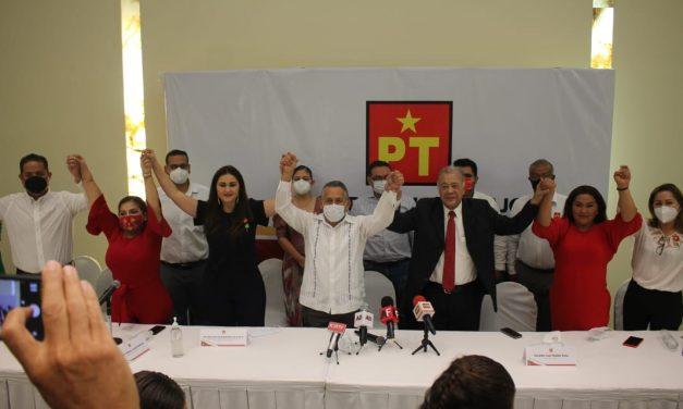 Joel Padilla encabezará campaña de afiliación del PT en el Estado