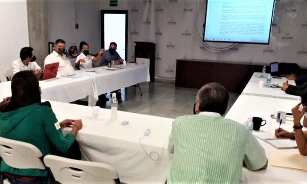 Avanza el anteproyecto de la Ley de la Cultura Física y Deporte del Estado de Colima
