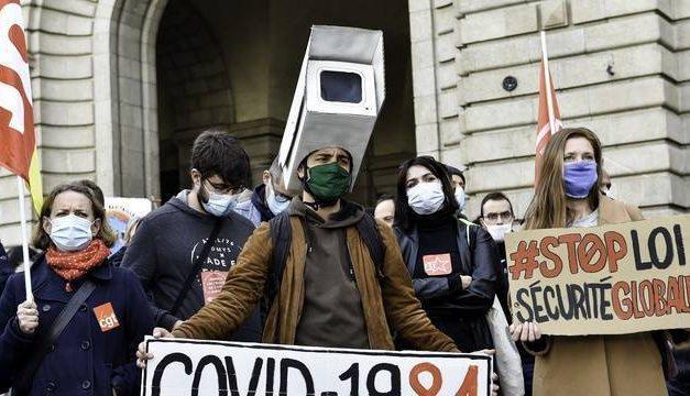 Francia : los periodistas contra la impunidad de los abusos policiales