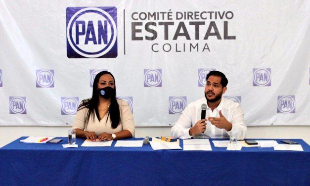 integran comisión en el PAN para buscar alianzas electorales; entablarán pláticas con otras fuerzas políticas del estado