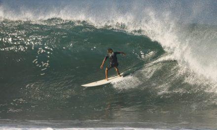 Llevan a cabo la premiación del torneo de surf de Pascuales