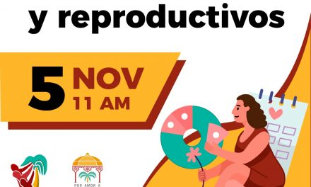 Realiza INMJUVE ciclo de conferencias sobre prevención de Violencia y Educación de la Sexualidad