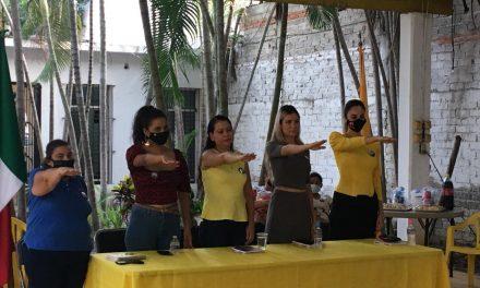 Conforman la Coordinación Estatal de Mujeres del PRD en Colima