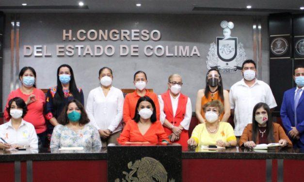 Se organizan actividades en el Congreso del Estado, como parte del Día Internacional de la Eliminación de la Violencia contra la Mujer
