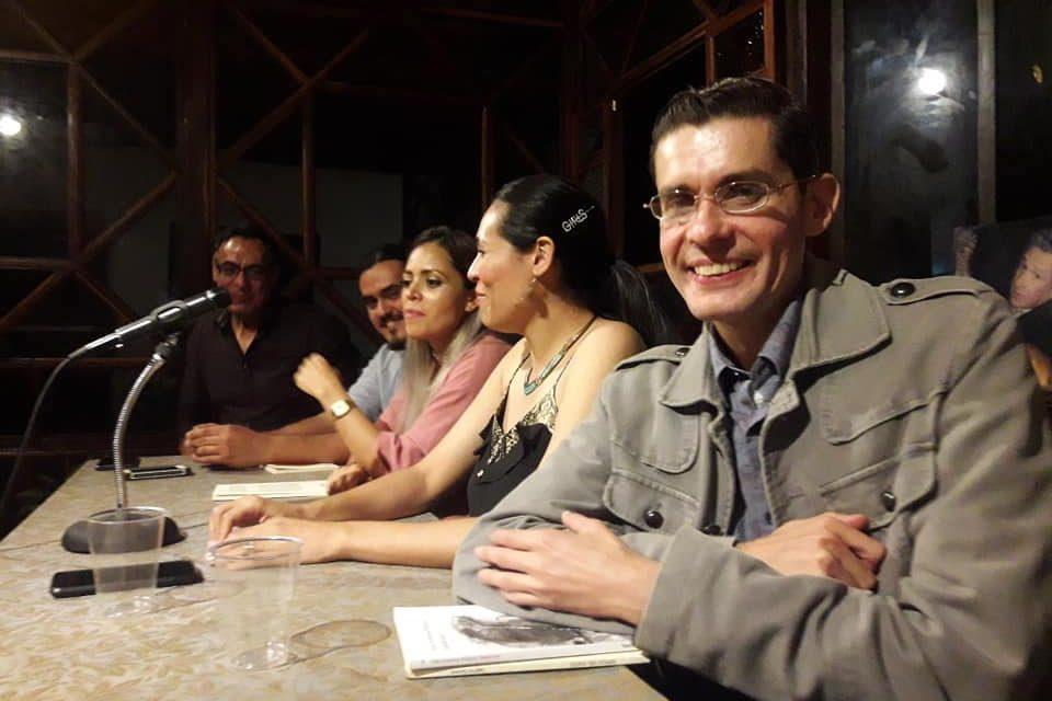 Gana Gabriel Govea Primer Premio Internacional de Metapoesía 2020