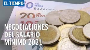 CONASAMI APRUEBA INCREMENTO SALARIAL, SERÁ DEL 15% PARA EL 2021