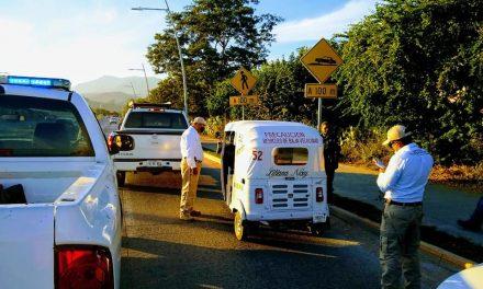 Operativos de seguridad vial, no son cacería de brujas en contra de motos adapotadas, es aplicación de la ley: SEMOV