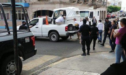 Alcalde con licencia de Cuauhtémoc puso en riesgo a automovilistas y ciudadanos: SSP