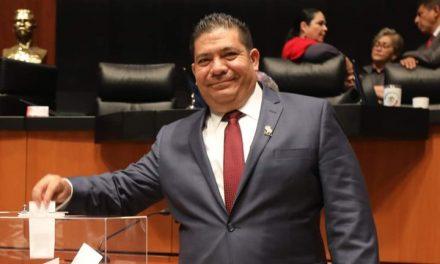 Se da a conocer el fallecimiento del senador Radamés Salazar; había sido internado por covid-19