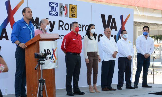 COALICIÓN VA POR MÉXICO RECHAZA LOS HECHOS DE VIOLENCIA COMO LOS OCURRIDOS EN LA SEDE DEL PRI
