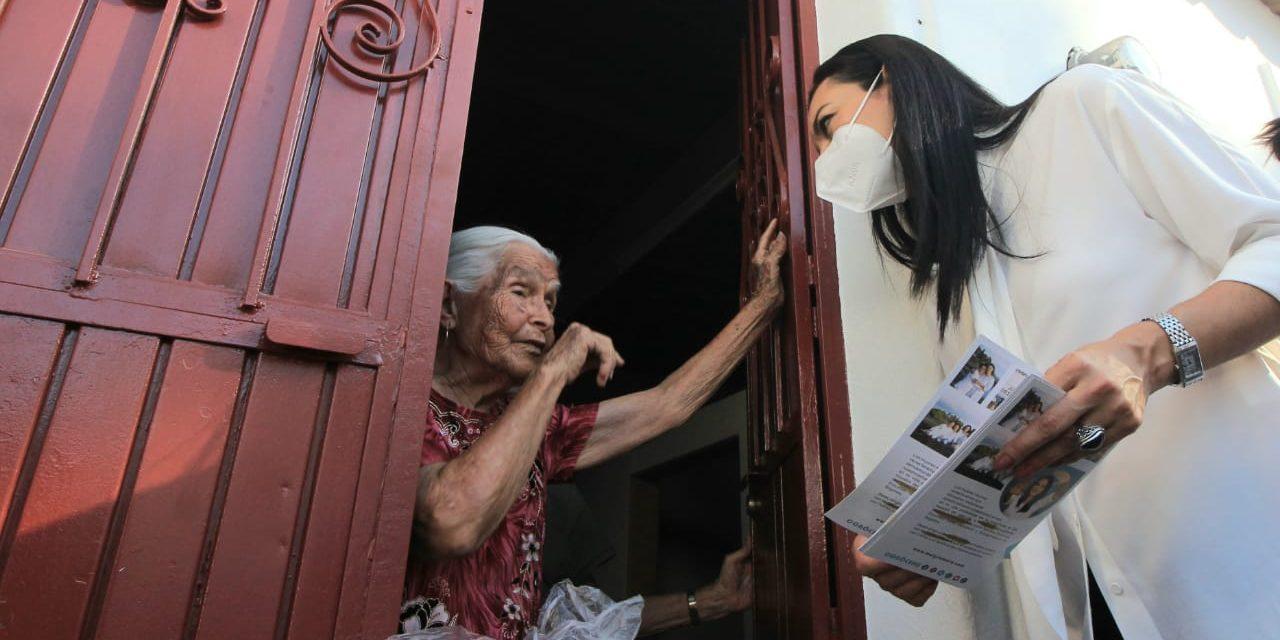 """Dice Mely Romero que """"Va por Colima"""", es la vía para logar el bien de la comunidad"""