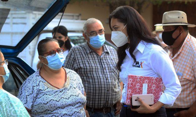 Mely recordó su pasado como migrante;  A LA EDAD DE NUEVE AÑOS viajó a los Estados Unidos, junto a su familia,