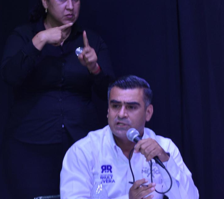 El campo es un sector muy lastimado por la actual situación de falta de apoyo: Riult Rivera