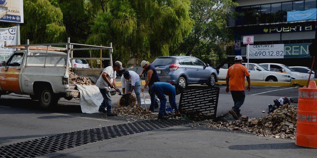 """Ayuntamiento de Colima se encuentra prevenido ante la probable llegada de la tormenta """"Dolores"""""""