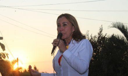 Estoy lista para seguir defendiendo el triunfo de los villalvarenses: Tey Gutiérrez