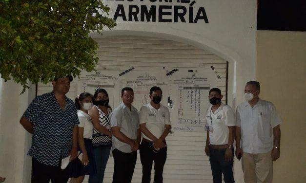 Se judicializa el resultado de la elección municipal de Armería; impugnan el PVEM y su candidato