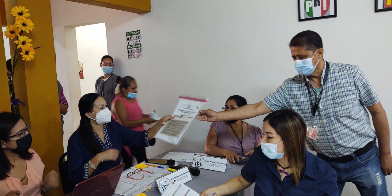 Se realizan los cómputos de la elección de gobernador en los Consejos Municipales Electorales
