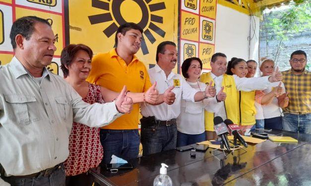 Se deslinda PRD de la impugnación a la elección de la gubernatura