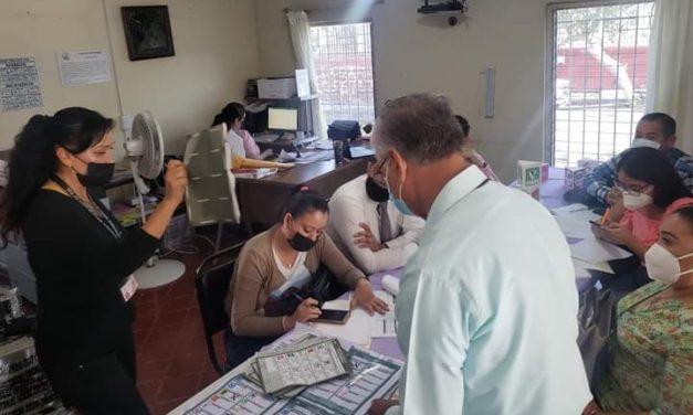 El PRI promueve juicio para controvertir los resultados de la elección de la planilla municipal de Minatitlán