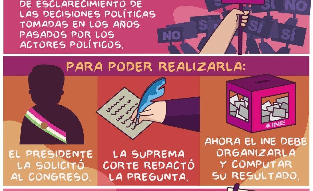 IEE Colima invita a participar en la Consulta Popular del domingo 1 de agosto