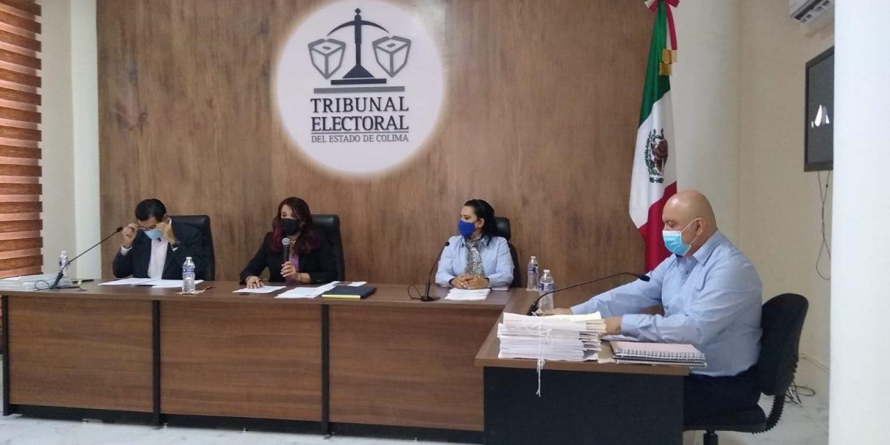Admite el TEE, diez juicios de inconformidad contra quienes ganaron la elección en los distritos 1, 2, 12 y 14