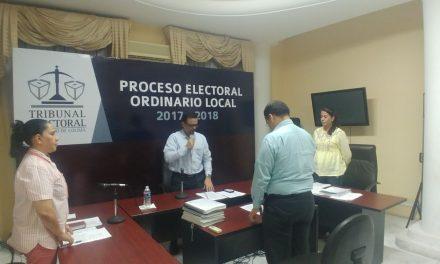 Ordena Tribunal Electoral al Congreso, dictaminar sobre solicitud de reincorporación de Mirna Edith Velázquez, como diputada local